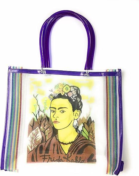 Frida Kahlo – Bolso, bolsa de la compra de la compra, bolsa de la compra de México,