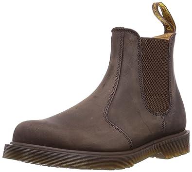 Dr. Martens Men's 2976 Crazyhorse Leather Chelsea Boots - Gaucho - UK 7 g9Qg9