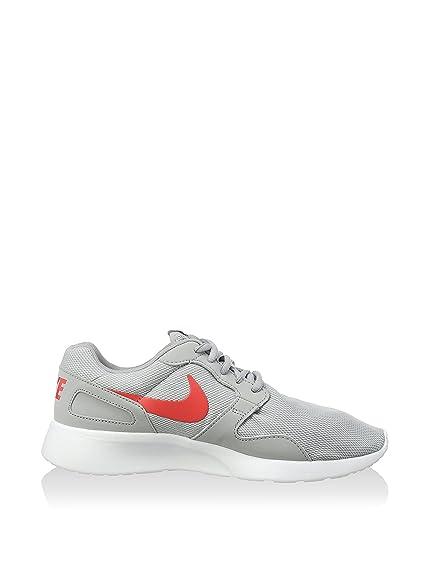 Nike Kaishi - Zapatillas Hombre, Grau (Wolf Grey/Daring Red 060), 42 EU