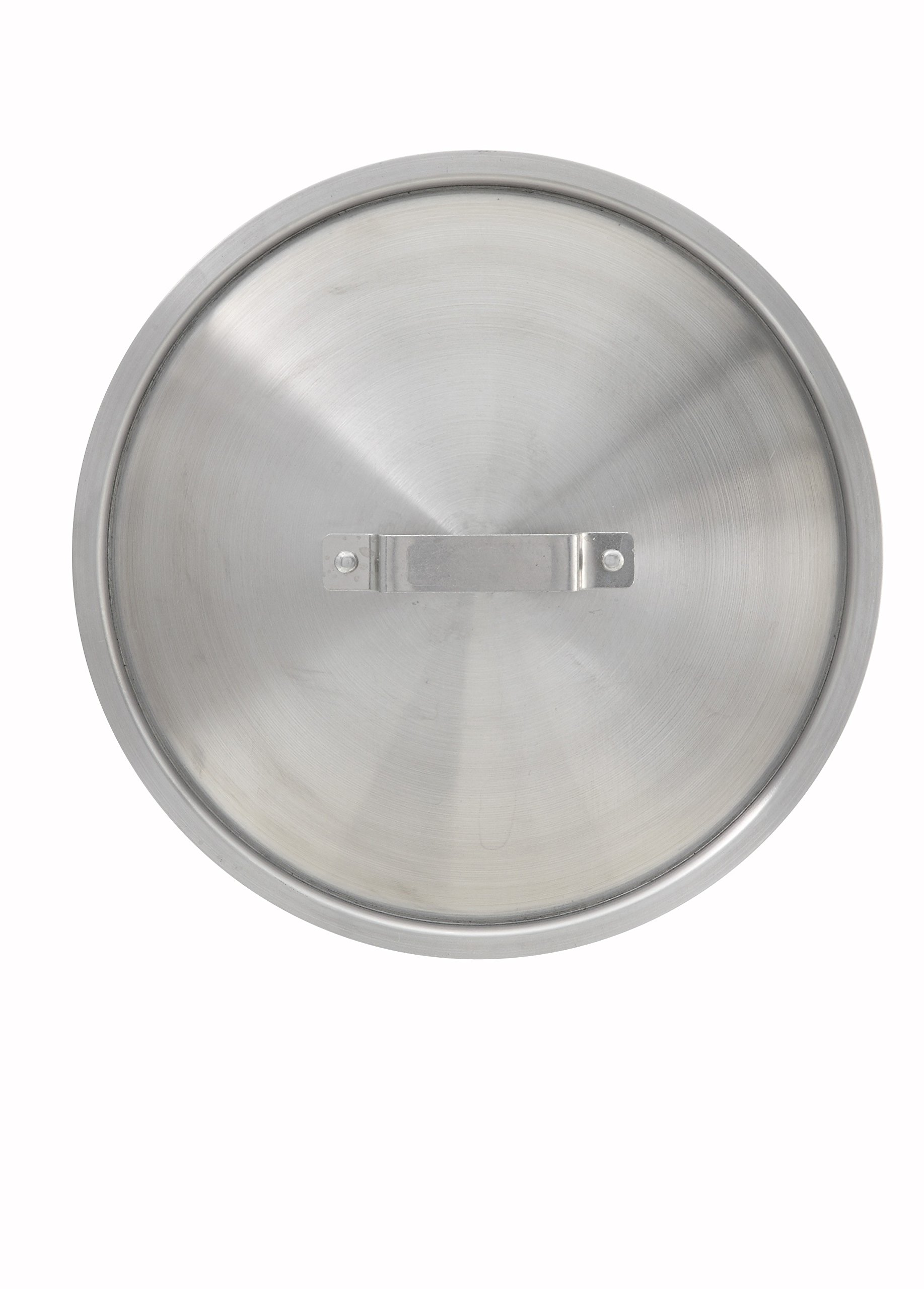 Winco AXS-32c Stock Pot Cover, 20/24-Quart