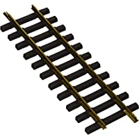Bachmann Industries Large G Scale Universal Brass Track with 1' Straight (12 per Box)