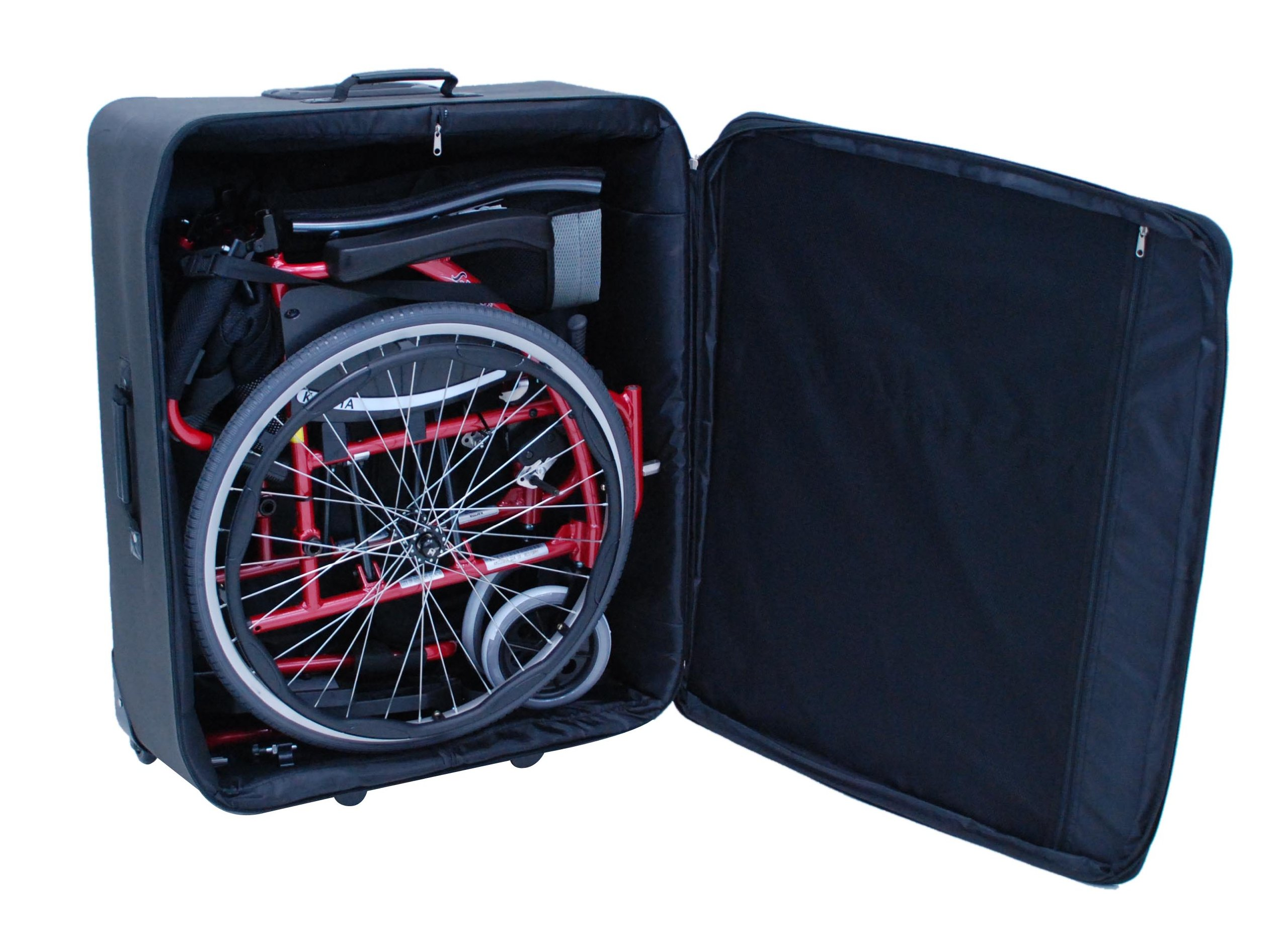 Wheelchair/Rollator Travel Bag