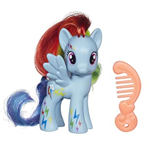 My Little Pony Neon Rainbow Power Rainbow Dash Doll