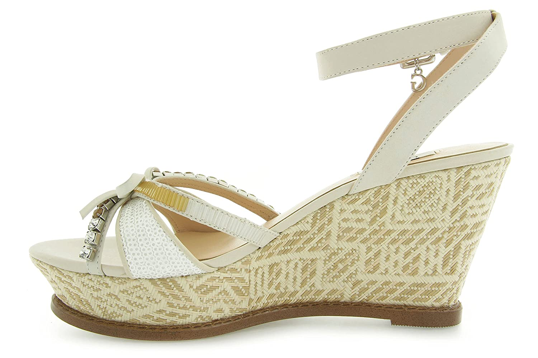 Guess Schuhe Offene Sandalen mit Keilabsatz Damen MOD