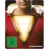Shazam! (3D + 2D Steelbook) (exklusiv bei amazon.de)