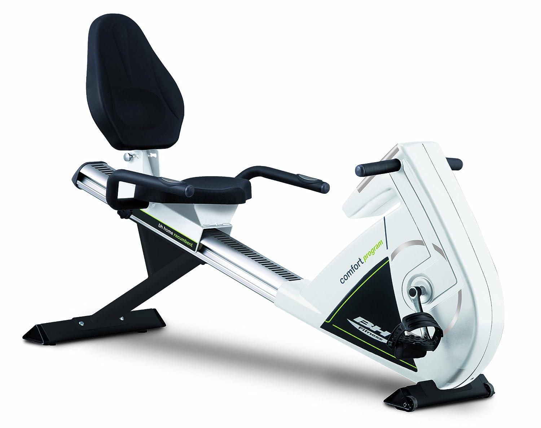 BH Fitness - Bicicleta Estática Reclinada Comfort Evolution ...