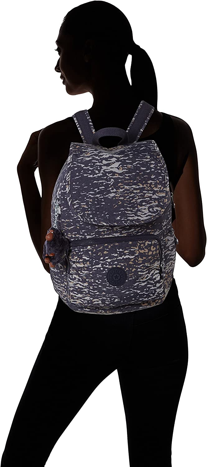 Kipling Cayenne Small Backpack Water Camo