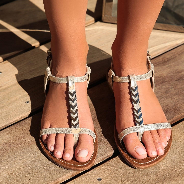 LPB Shoes Sandalen PETUNIA von LPB Shoes uOKRr4T