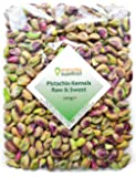 Pistachio Nuts Kernels 200g Grade No.1 Raw Shelled Pistachios Unsalted Pistachios Kernels Ideal for Pistachio Snacks or Desserts Cakes & Pudding an Everyday Superfood
