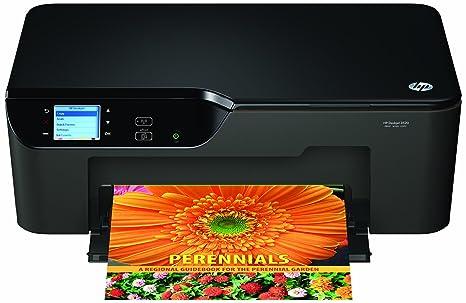 HP Deskjet 3520 con conexión web - Impresora multifunciónal ...