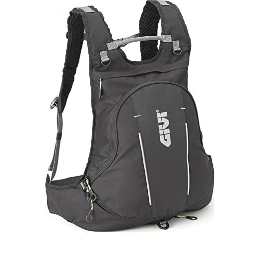 23 opinioni per Givi EA104B Zaino Estensibile Easy Bag con Copertina Antipioggia, 24 litri