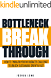 Bottleneck Breakthrough: How to Find & Fix Your #1 Business Challenge to Unlock Sustainable Growth, Fast