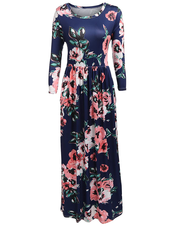 de6b5589c413c Top 10 wholesale Navy And Green Maxi Dress - Chinabrands.com
