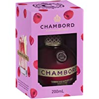 Chambord Black Raspberry Liqueur, 200 ml