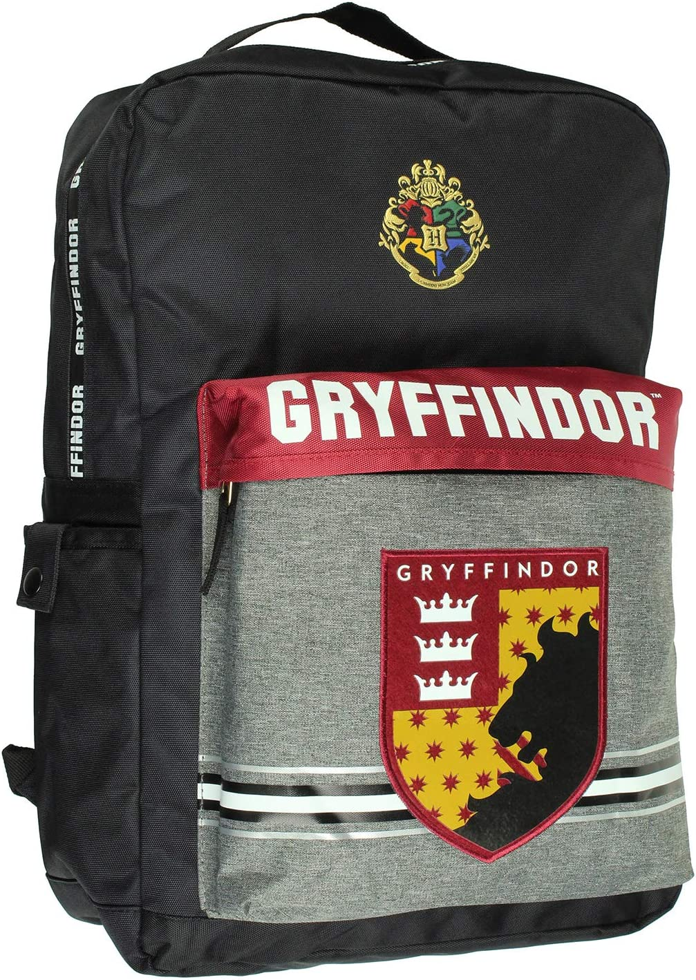 Harry Potter Gryffindor Backpack Hogwarts Houses Travel Book Bag Laptop Backpack