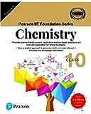 Pearson IIT Foundation Series - Chemistry - Class 10
