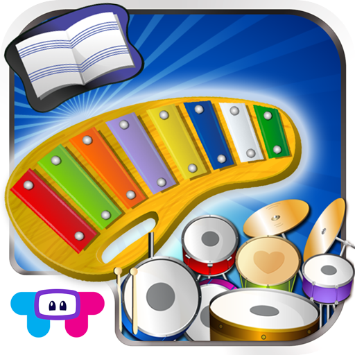 Music Sparkles – All in One Musical Instruments Collection HD (Collection Musical Note)