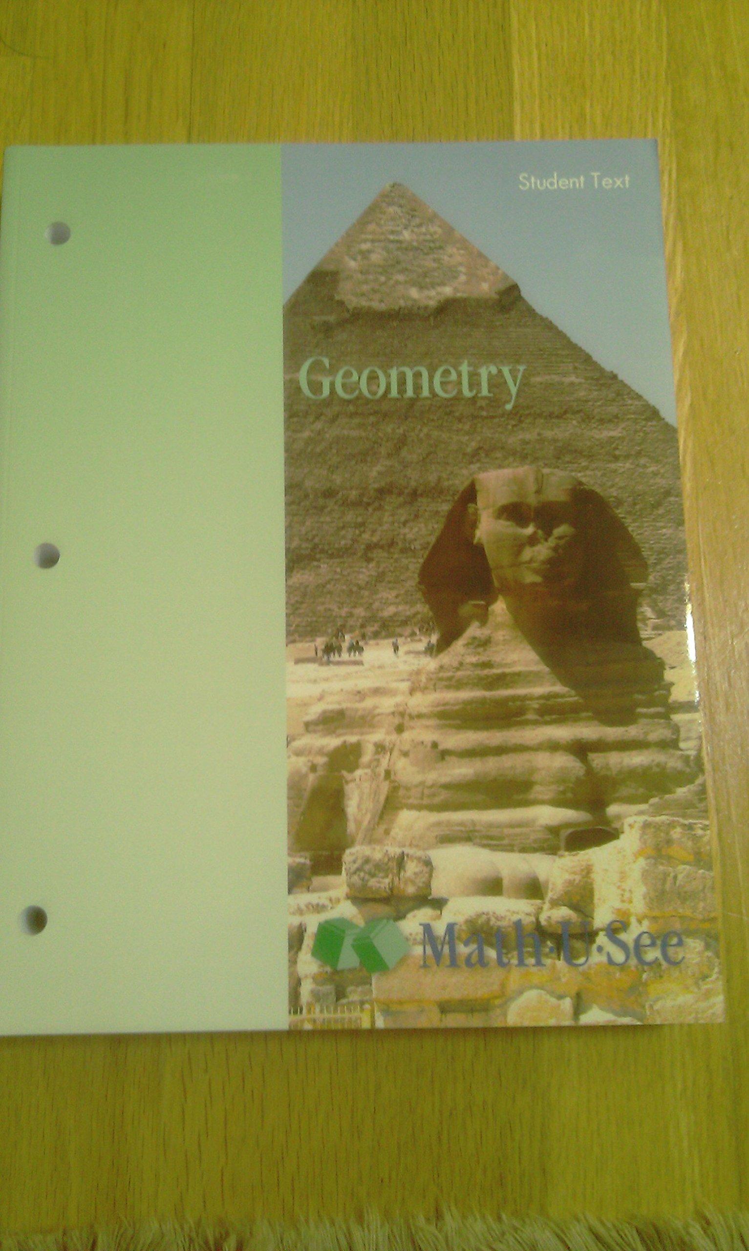 Geometry Student Text ebook
