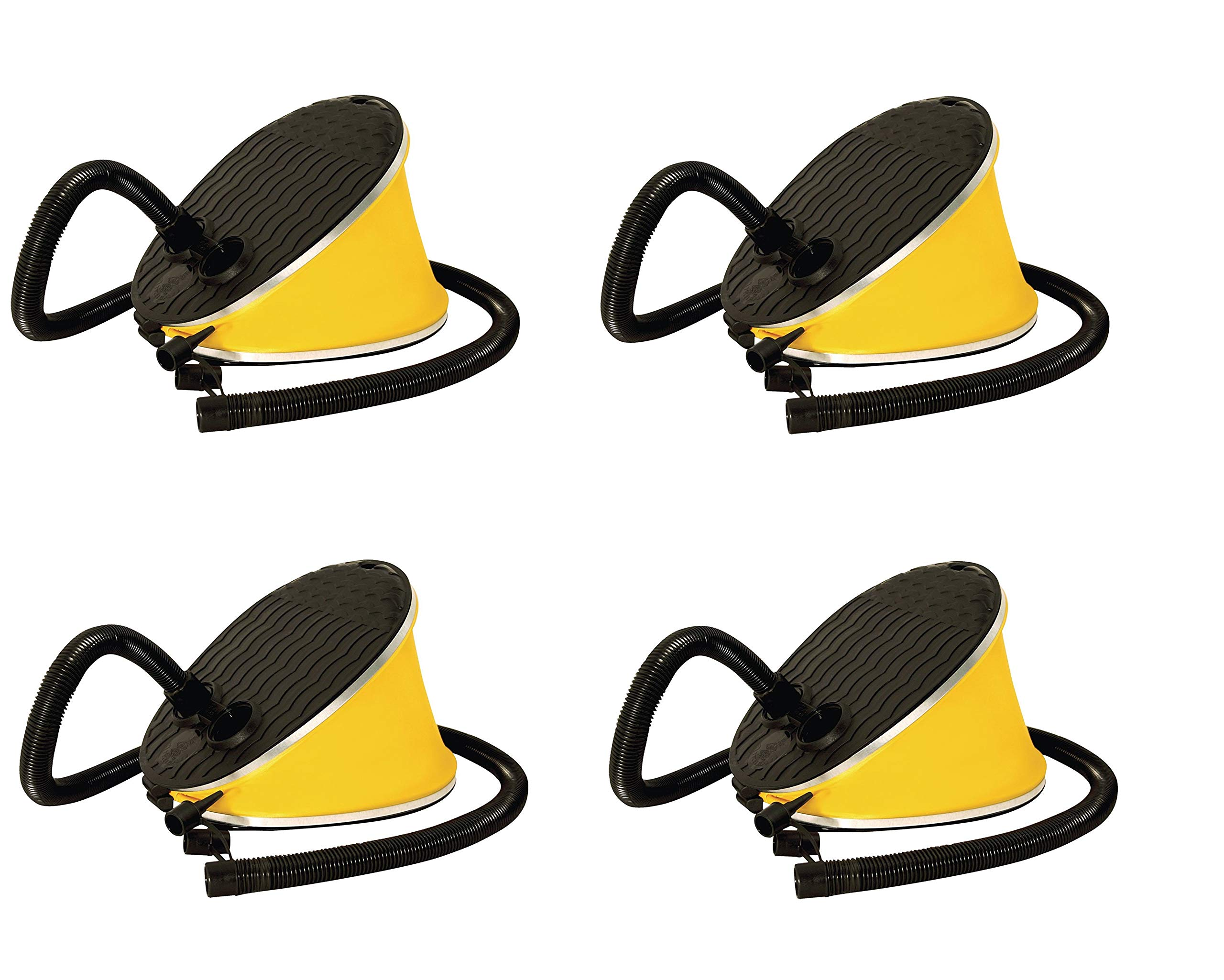 Airhead Bellow Foot Pump (Pack of 4)