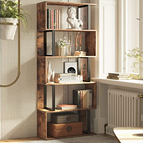 Deal of the week: IRONCK Bookcase and Bookshelf 5 Tier Display Shelf