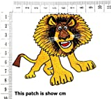 Lion Zoo Safari Animal Wildlife Africa Leader of