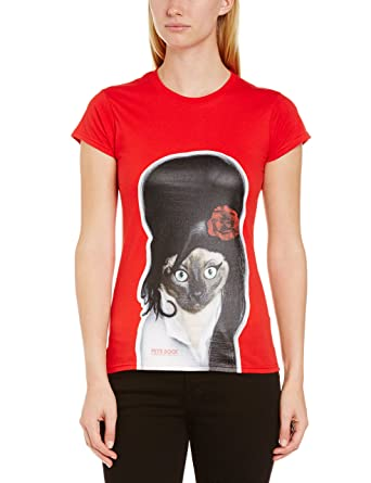 Womens Pets Rock Tattoo Crew Neck Short Sleeve T-Shirt Brands In Limited Finishline Sale Footlocker Pictures Eastbay Online Buy Cheap Many Kinds Of no9MMh