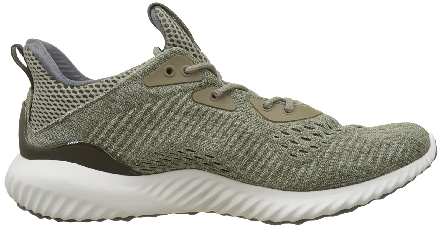 c93327a83fe6c Adidas Men s Alphabounce Em M TRAOLI TRACAR GREONE Running Shoes-9 UK India  (43 EU)(10 US) (BW1203)  Buy Online at Low Prices in India - Amazon.in