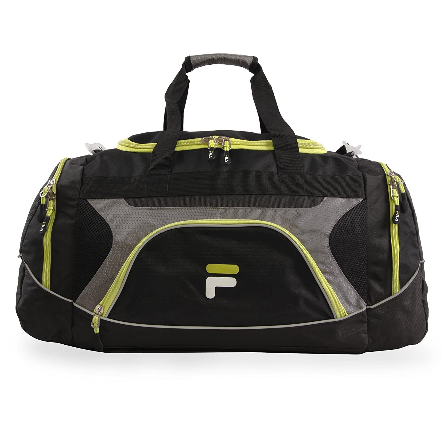 Fila Donlon Small Travel Gym Sport Duffel Bag c4bdd2f83d5fe