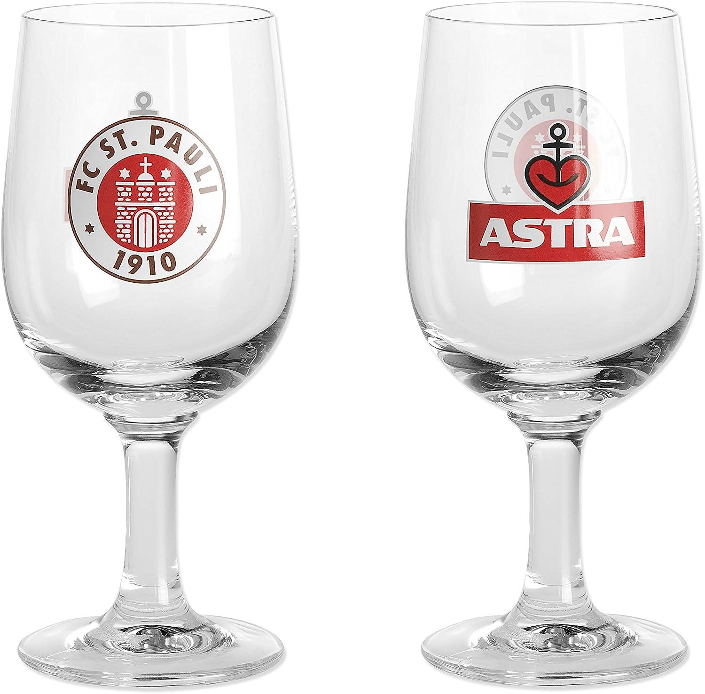 Totenkopf Pauli 3-teiliges Geschenk-Set mit Kaffeebecher Sturmfeuerzug Aschenbecher FC St