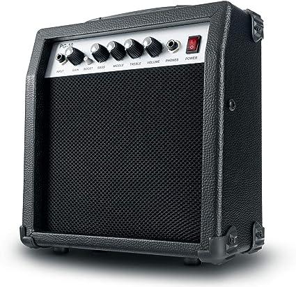 Rocktile PG-10 - Amplificador de guitarra eléctrica: Amazon.es ...