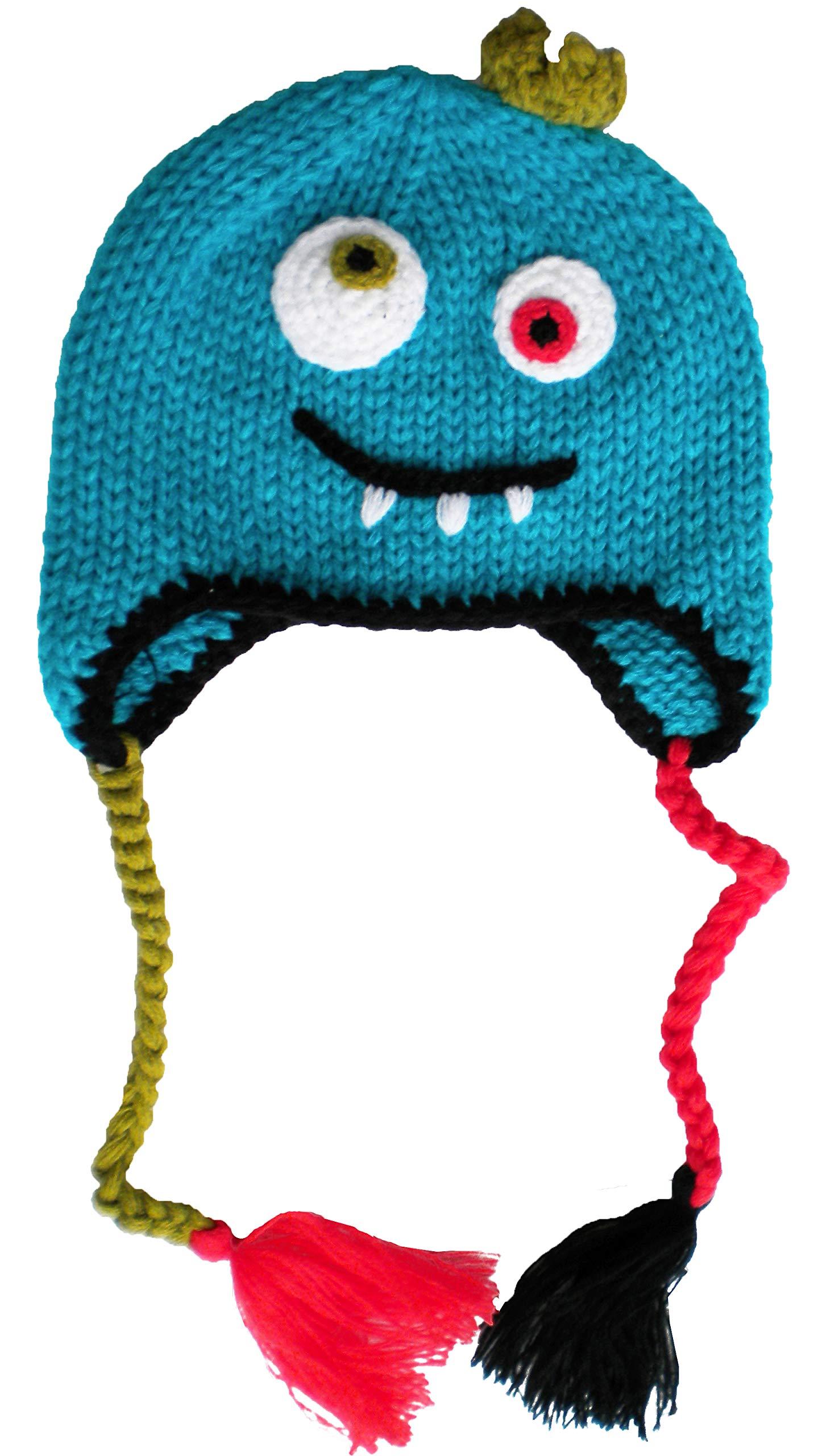 Huggalugs Baby and Toddler Monster Beanie Hat Medium by Huggalugs