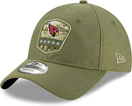 New Era San Francisco 49ers 39thirty Stretch Cap on Field 2019 Salute to Service