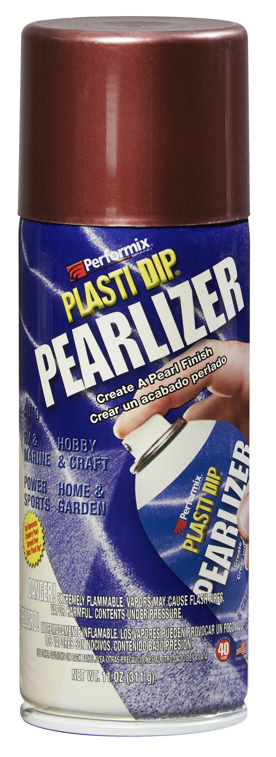 Performix 11290-6-6PK Cranberry Pearlizer Spray - 11 oz., (Pack of 6)