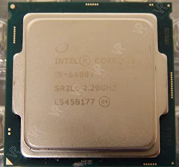 Procesador Intel Core i5 - 6400T escritorio 2,20 gHz Turbo Boost a 2,80 GHz Quad Core Skylake OEM tray CPU sr2bs sspec LGA-1151 cm8066201920000: Amazon.es: ...