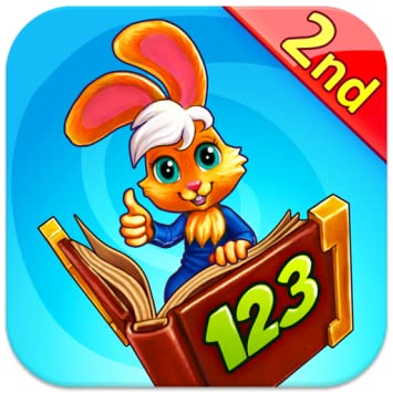 Amazoncom Wonder Bunny Math Race 2nd Grade Advanced Learning App