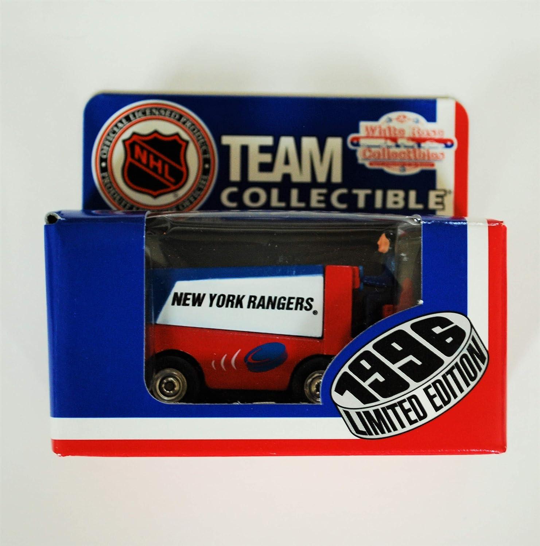 1996 NEW YORK RANGERS 1:50 SCALE ZAMBONI//WHITE ROSE COLLECTIBLES