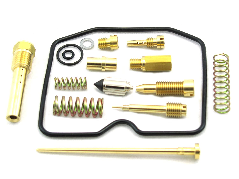 Freedom County Atv Fc03216 Carburetor Rebuild Kit For Suzuki Vinson 500 Wiring Diagram Ltf500 Automotive