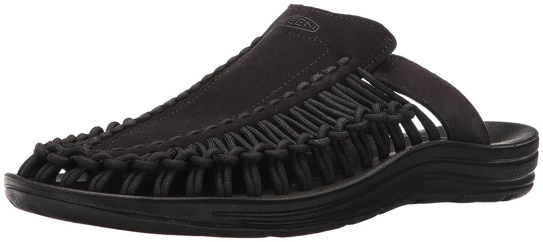 Keen Men's Uneek Slide-M Sandal, Sandal, Sandal, schwarz schwarz, 7.5 M US 050f2a