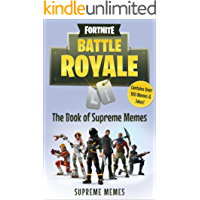 Fortnite: Battle Royale - The Book of Supreme Memes