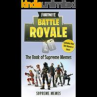 Fortnite: Battle Royale - The Book of Supreme Memes