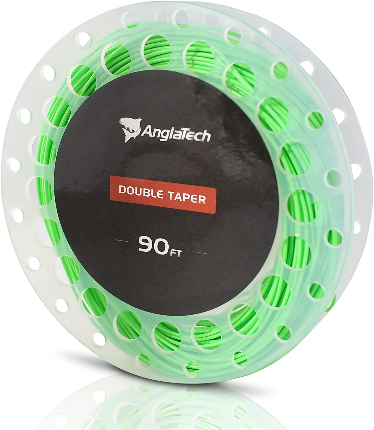New Anglatech Double Taper Floating Fly Fishing Line DT 4 5 6 WT Welded Loops..