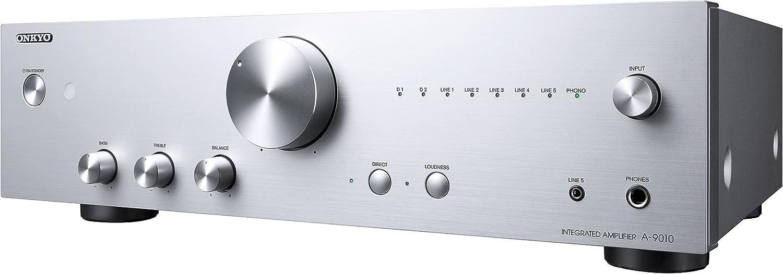 Onkyo A-9010-S - Amplificador esterero Integrado (44 W por Canal ...