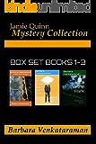 Jamie Quinn Mystery Collection: Box Set Books 1-3 (Jamie Quinn Cozy Mystery)