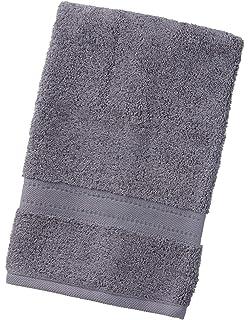 aztex Gama egipcia, Toallas 100% algodón - Toalla de baño, Gris Pizarra: Amazon.es: Hogar