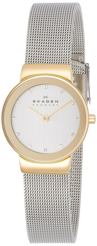 [スカーゲン]SKAGEN 腕時計 FREJA 358SGSCD レディース 【正規輸入品】 B01K4NY4MC