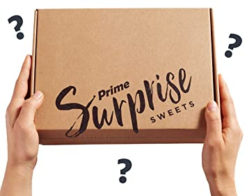 Amazon com : Prime Surprise Sweets, Mystery Grab Box