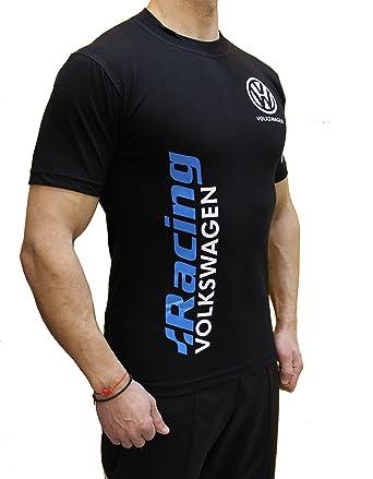 045cc88276fa DG-Vision - T-Shirt - Homme Noir Noir - Noir - Small: Amazon.fr ...