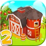 Mobile Application - Farm Town: villa for friends
