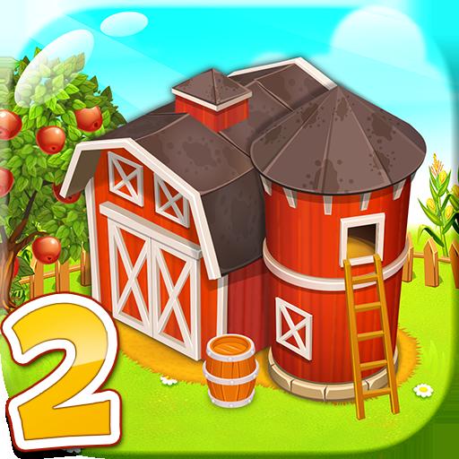 Farm Town: villa for friends (Market Farmville)
