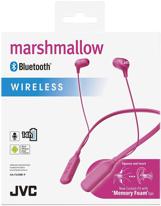 JVC Auricular HA-FX39BT con Bluetooth: Amazon.es: Electrónica